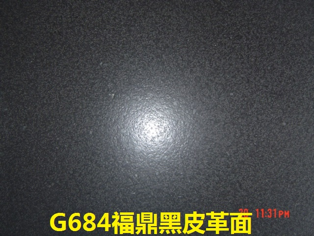 G684 Leather finished