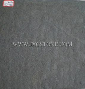 Black Sandstone  Tile