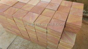 Rainbow Sandstone Tile
