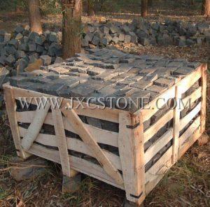 Zhangpu Black Cube Stone