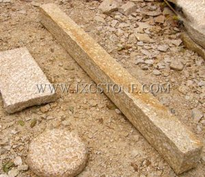 G682 Granite Kerbstone & Step Stone