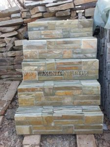 P014 Bevelled Stacked Culture Stone