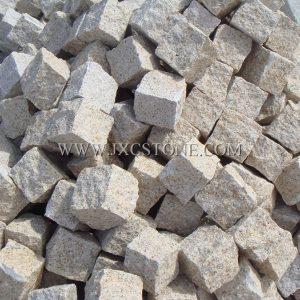 G682 Granite Cube Stone