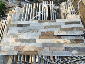 P014+S1120 Bevelled Stacked Culture Stone