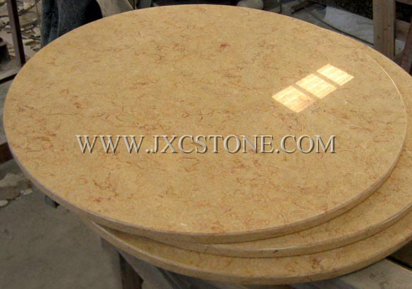 Sunny Beige table tops