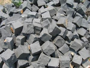 Andesite Cube Stone