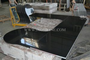 Shanxi black countertops