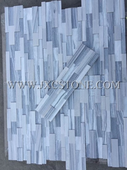 Cloudy Grey Marble Culture Stone