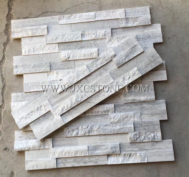 Wooden Blue Marble Culture Stone