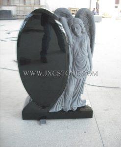 Shanxi Black American Styles Tombstone