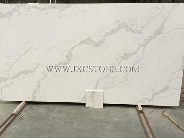 Calacatta White Quartz -8700
