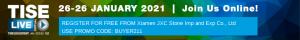 TISE Live 2021